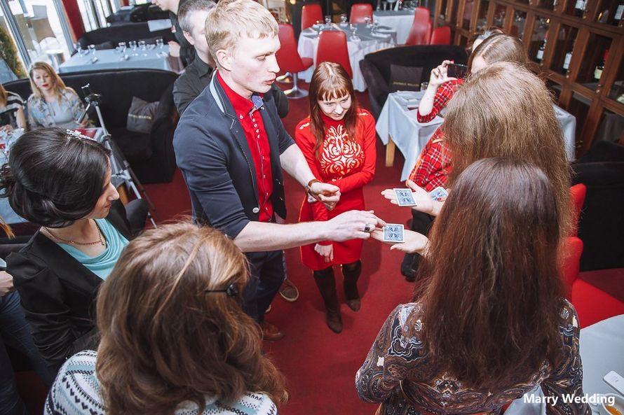 """Фото 9887316 в коллекции Встреча 20.03.2016 в панорамном ресторан - караоке """"DoZari"""" - Event-агентство """"Marry Wedding"""""""
