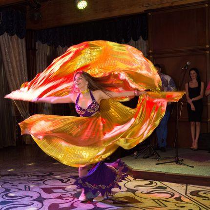 Восточные танец
