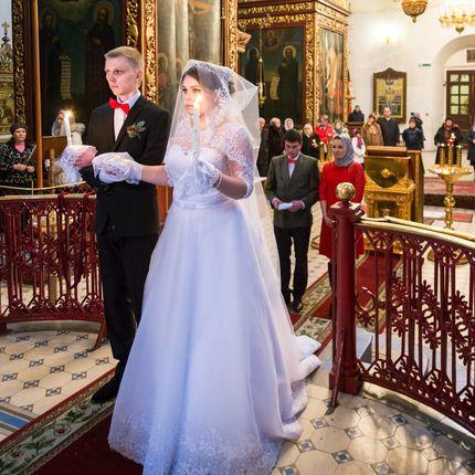 Фотосъемка таинства венчания