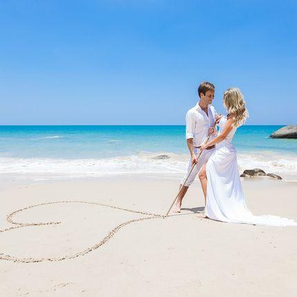 Организация свадебной церемонии за рубежом