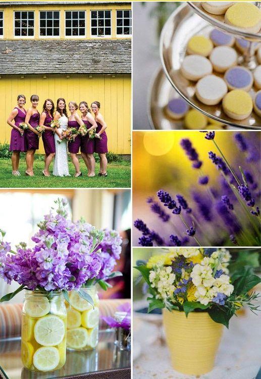 Фиолетовый. Свадьба