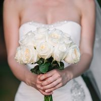 """Нежнейший букет невесты от студии декора """"Special event"""".  Фотограф: Роман Шаец"""