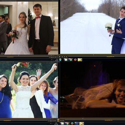 Видеосъёмка свадьбы Казань