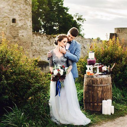 Организация маленькой свадьбы