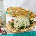 Морская свадьба в бирюзовом цвете