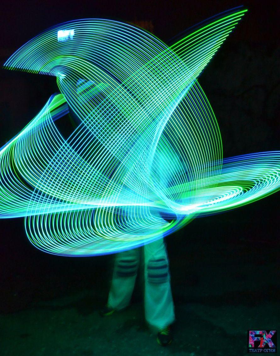 Светодиодное, Световое шоу в Сочи - фото 982035 Театр огня и пластики Fix - фаер шоу