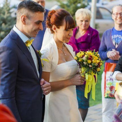 Проведение свадебного вечера