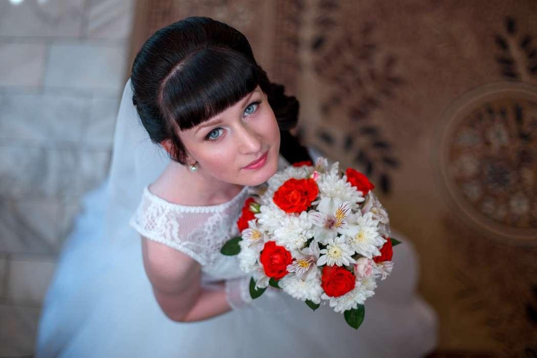 Макияж Екатерина Аносова Причёска Анастасия Лазарева - фото 14588868 Визажист Екатерина Аносова