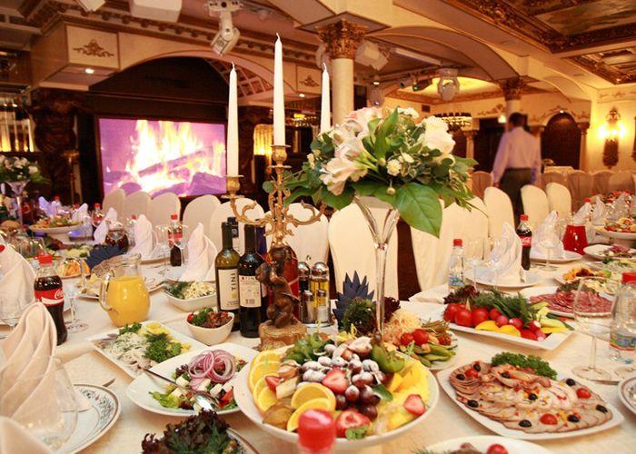 "Фото 10043006 в коллекции Свадьба в ресторане - Ресторан ""Эрмитаж"""