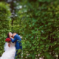 свадьба в Пушкине, парк, Екатерининский дворец