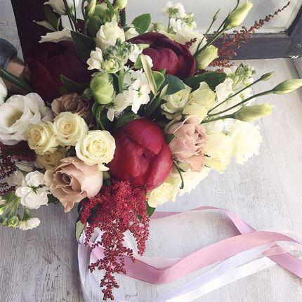 Букет невесты Романтичный