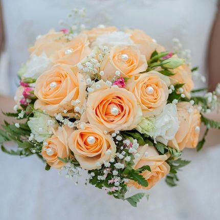 Букет невесты по индивидуальному заказу