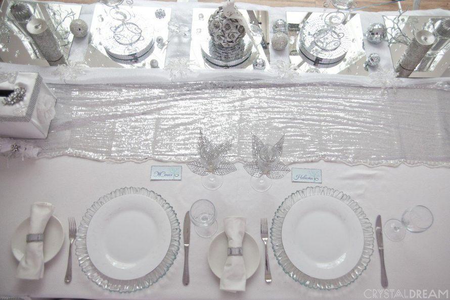 """Фото 10108896 в коллекции """"сказочный лес"""" - Оформлением свадеб Crystal dream"""