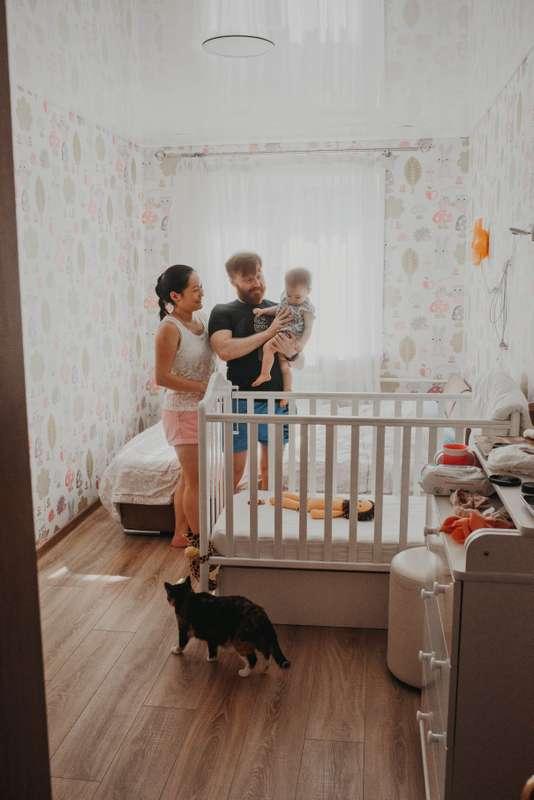 семейная фотосессия Хабаровск - фото 19584446 Фотограф Наталья Меньшикова
