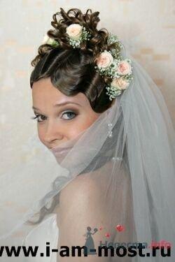 """Наши свадебные работы - фото 35367 Команда Стилистов и Визажистов """"Я самая"""""""