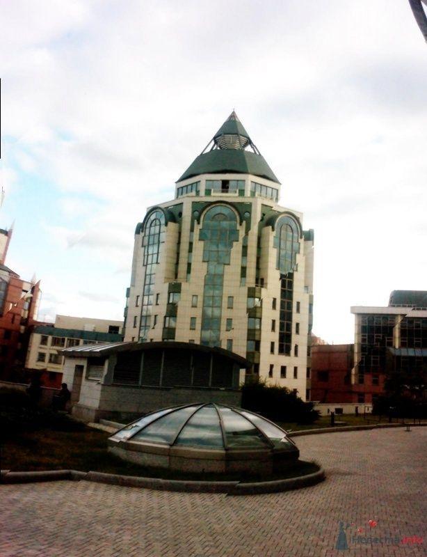 смотровая площадка (вид на бизнесцентры) - фото 36313 Нюшка Менделеева