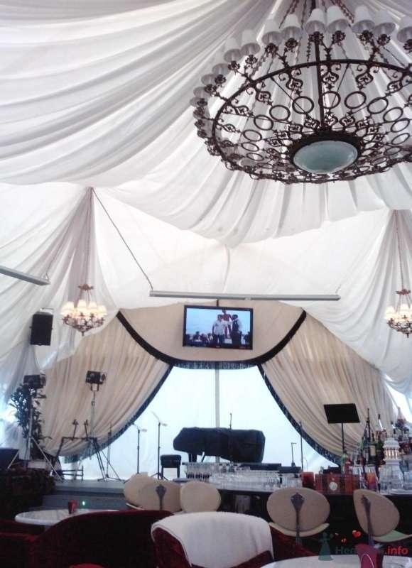 музыкальное кафе шатер (рояль +сцена) - фото 36369 Нюшка Менделеева