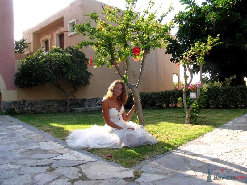 Фото 44530 в коллекции Тайное венчание о-в Саторини - Нюшка Менделеева