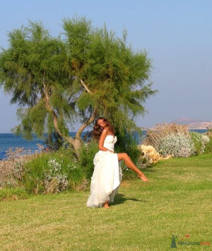 Фото 44532 в коллекции Тайное венчание о-в Саторини - Нюшка Менделеева