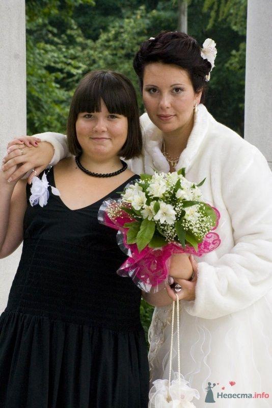 Фото 40486 в коллекции Свадьба - Ксюньчик