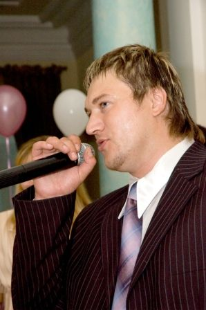 Свадьба 2008 - фото 510521 Ведущий Эдуард Грищук