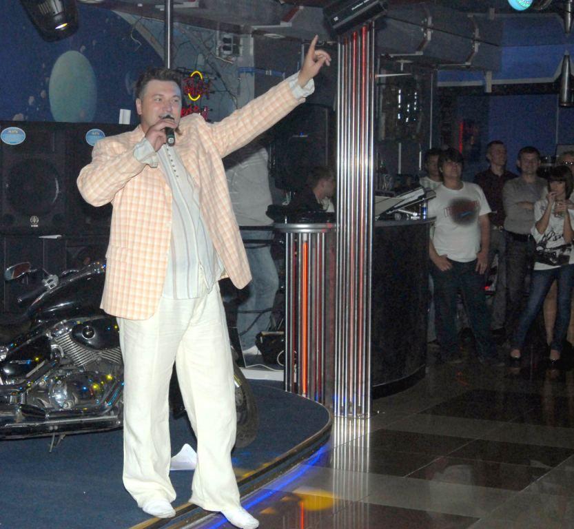 Клубная вечеринка - фото 510550 Ведущий Эдуард Грищук