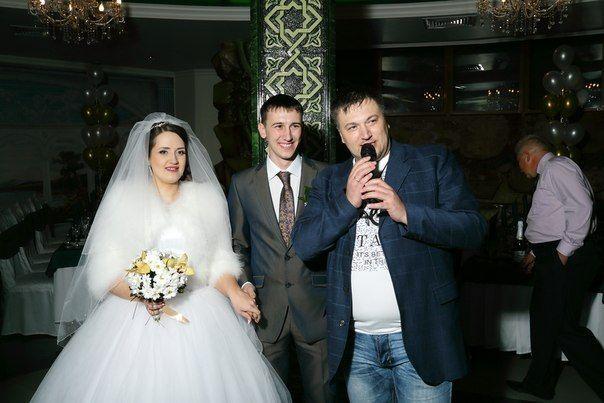 Фото 5171027 в коллекции Свадьба 25.04.2015 - Ведущий Эдуард Грищук