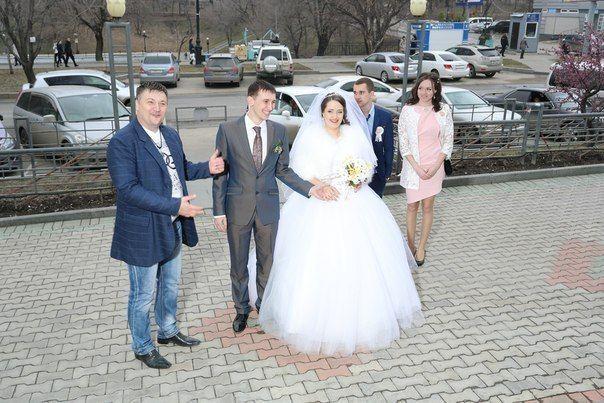 Фото 5171033 в коллекции Свадьба 25.04.2015 - Ведущий Эдуард Грищук