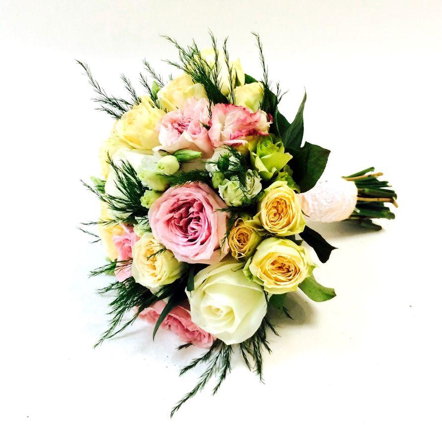 "Фото 14372134 в коллекции Свадебная флористика - Цветочный салон ""Незабудка"""