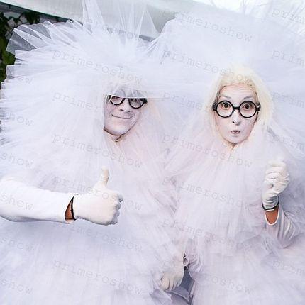 Пушкарики на свадьбу