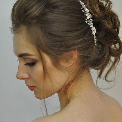 Свадебный макияж и прическа, выезд на дом