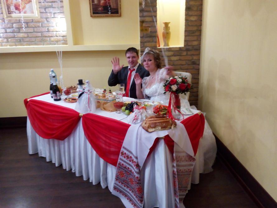 Олег и Анастасия 17.02.2017 г. - фото 14016892 Ведущая Людмила Мельниченко