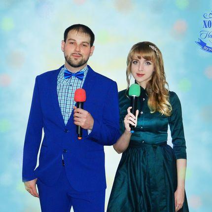 Дуэт ведущих + Dj на свадьбу