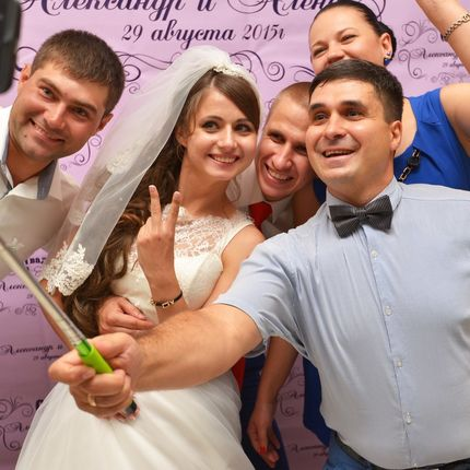 Проведение свадьбы - весь вечер + диджей