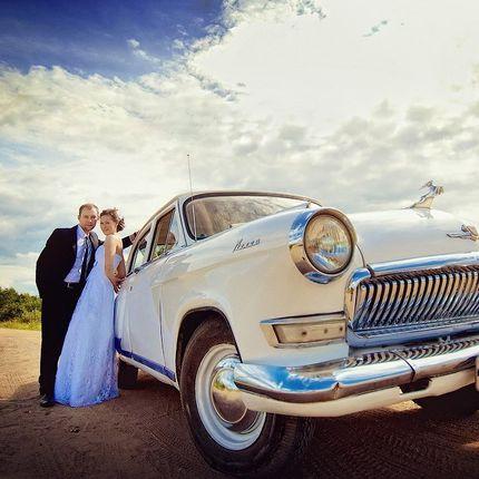 Прока авто на вашу свадьбу