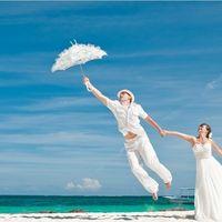 Свадьба в Мексике Оригинальность и азарт свадебной фотосессии!
