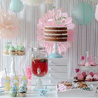 Сладкий стол. При заказе сладкого стола весь декор и мебель предоставляем бесплатно. Заказ от 15 000 рублей,