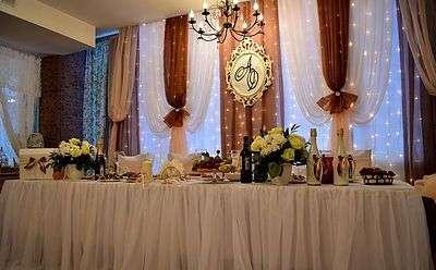 """Свадебный банкет в ресторане """"Серебро"""" - фото 10353074 Загородный отель """"Серебро"""""""