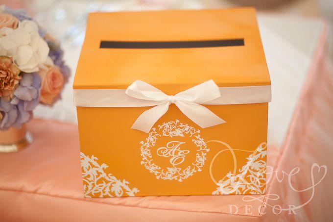 Как сделать шкатулку для денег на свадьбу 149