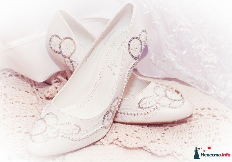 туфельки невесты - фото 450777 Фотограф Наталия К.