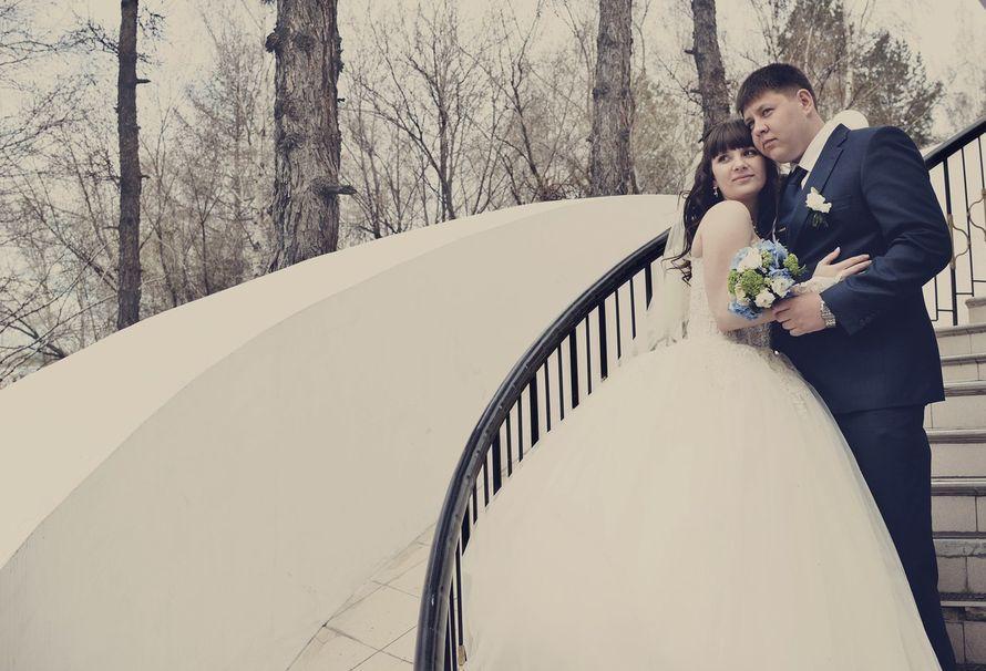 """На Татьяне свадебное платье """"Сирень"""" с прозрачным корсетом - фото 11383716 Свадебный интернет-салон Татьяны Майор"""