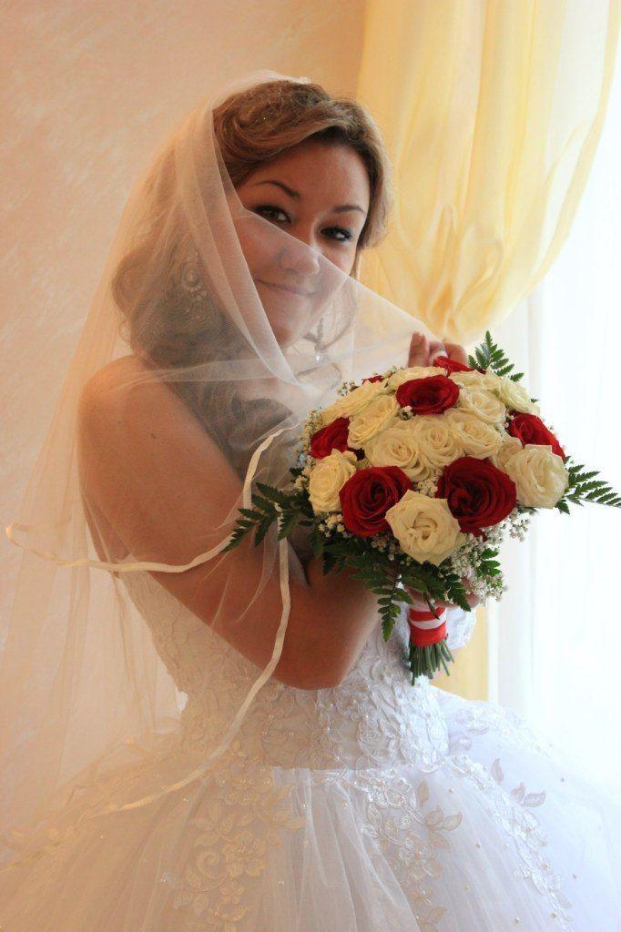 """На Светлане свадебное платье """"Весна"""" - фото 11383744 Свадебный интернет-салон Татьяны Майор"""
