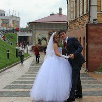 """На Светлане свадебное платье """"Весна"""""""