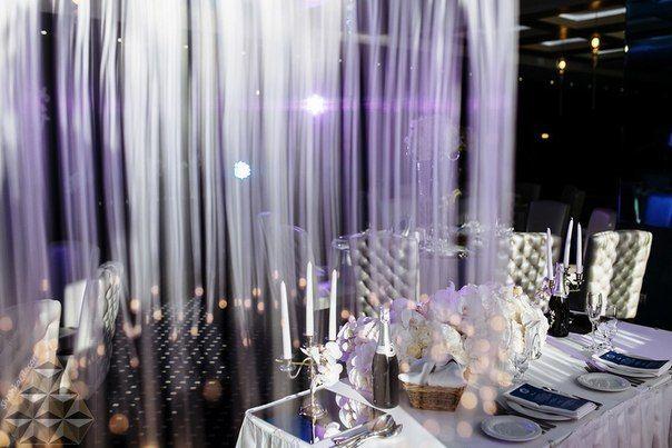 """Фото 10747758 в коллекции Сине-белая элегантная свадьба в """"Кроун Плазе"""". Ресторан Дорчестер - """"Shishka_decor"""" - студия декора"""