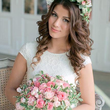 Оформление свадьбы, флористика