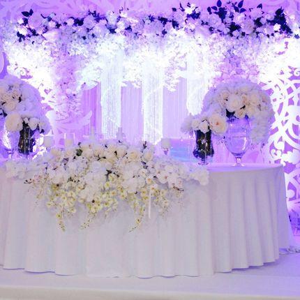 Координация свадьбы, 5 часов