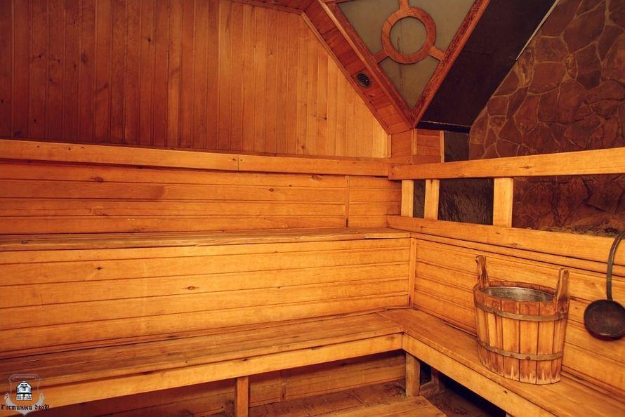 Аренда бани и сауны ресторанно-гостиничного комплекса