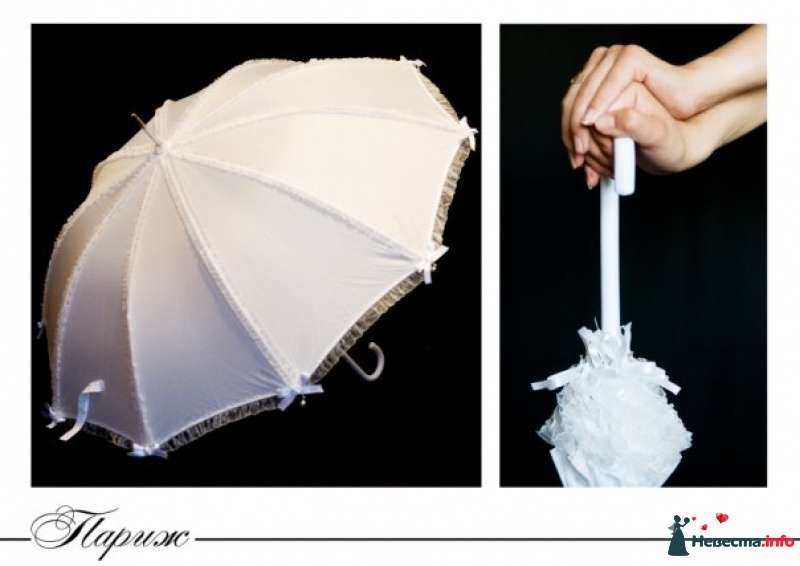"""Фото 442179 в коллекции Свадебные зонты, о которых Вы мечтали! - Магазин """"Свадебные зонты в Казани"""""""