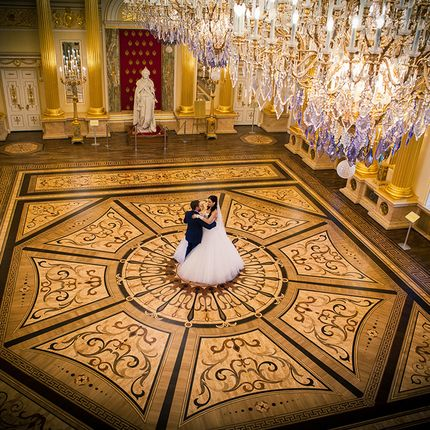 Профессиональная свадебная фотосессия от LuFotoLab