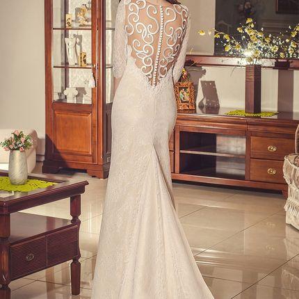 Свадебное платье, мод. 1471